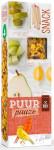 PUUR pauze pták - tyč. kanárek, jablko+hruška 60 g