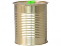 1kg can with lid (36pcs) - VÝPREDAJ