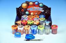 Sliz - hmota slnečná sústava 6cm - mix variantov či farieb