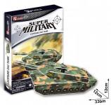 Puzzle 3D Tank 2A5 - 51 dílků