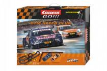 """Autodráha Carrera GO !!! 62448 """"DTM Speed Club"""" 8,9m"""