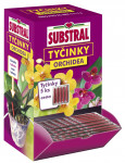 Tyčinky - Substral orchideje Box (100+6 blistrů á 5ks) - 1 box