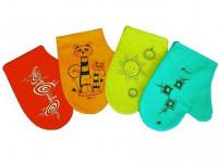 chňapka ELEGANCE bavlna s magnetom, ČESKÝ VÝROBOK - mix farieb