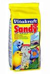 Vitakraft Bird Sand Bio papagáje piesok 2kg