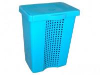 kôš na špinavé prádlo Linette 70l 43x31x58,5cm plastový - mix farieb