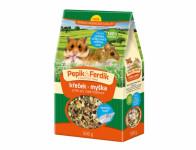 Směs krmná PEPIK & FERDIK pro drobné hlodavce 500g