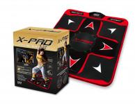 Tanečná podložka X-PAD, PROFI Version Dance Pad - s garanciou výmeny 18 mesiacov (Full service)