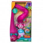 Trolls Poppy s extra dlhými svietiacimi vlasmi