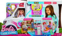 Barbie klinika na kolesách