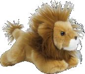 Lev plyšový 25 cm
