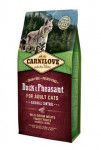 Carnilove Cat Duck & Pheasant Adult Hairball Contr 6kg