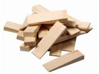 klin montážne dřev.100x25x16-1mm (14ks)
