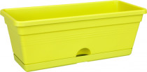 Elho truhlík Green Basics Trough Mini - lime green 30 cm - 5 ks