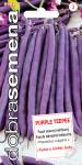 Dobrá semená Fazuľa kríčková - Purple Teepee 10g