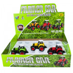 Natahovací traktor - mix variant či barev
