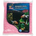 Piesok akváriový ružový micro Flamingo 1 kg, 2 mm