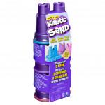 Kinetic sand balenie 3 téglikov pastelových farieb - VÝPREDAJ