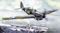 Model Fairey Fulmar Mk.I / Mk.I 17x19,6cm