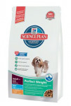 Hill 'Canine Dry Adult Perfect Weight Mini 2kg