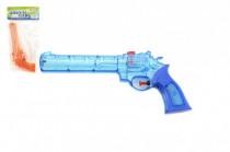 Vodné pištole plast 28cm - mix farieb