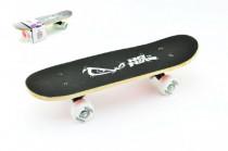 Skateboard drevo 43x13cm nosnosť 50kg
