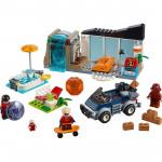Lego Juniors 10761 Veľký útek z domu