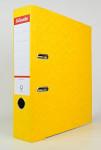Zakladač pákový Esselte Žltá A4 75mm