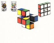 Rubikova kocka hlavolam EDGE 3x3x1 plast