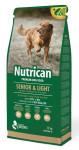 Nutrican Senior & Light 15 + 2 kg zdarma