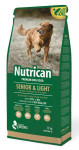 Nutrican Senior & Light 15 + 2 kg zadarmo