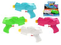 Vodní pistole 15,5 cm - mix barev