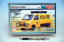 Stavebnica Monti 04 Kenya Safari Renault Trafic 1:48