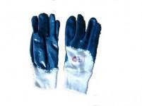 """rukavice HARRIER 7 """"bavlna / nitril"""