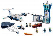 Lego City 60210 Základňa Letecké polície