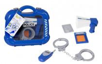 Smart kufrík polícia