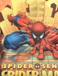 Dárková taška Disney L - Spiderman mix - VÝPREDAJ