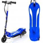 Spokey MATAR BLUE Elektrická koloběžka modrá, do 70 kg