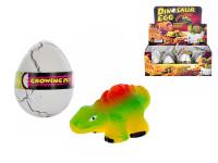 Dinosaurus liahnuce a rastúce vo vajíčku