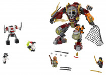 Robot Salvage M.E.C.