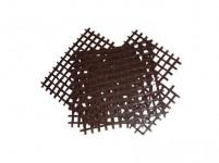 rohož zostavovací 25x25cm plastová, BEZ (4ks)