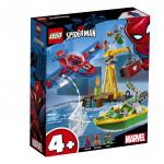 Lego Super Heroes 76134 Spiderman Doc Ock a lúpež diamantov