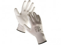 rukavice BUNTING nylon / polyuretán vel. M