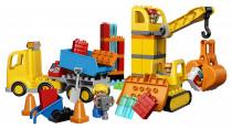 Lego Duplo 10813 Veľké staveniska