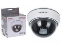 kamera bezpečnostné LED atrapa