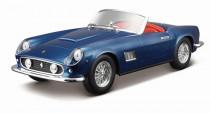 FERRARI 250 GT CALIFORNIA 1:24 modré