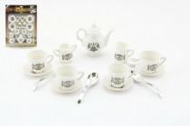 Riad - kávová a čajová súprava plast 15ks