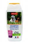 Šampón na bielu srsť pre psov 250ml Zolux new