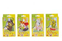 A&F Kreativní papírový set, 10 cm - mix variant či barev