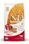 N&D Low Grain CAT Adult Chicken & Pomegranate 300g