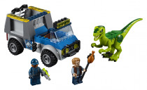 Lego Jurassic World 10757 Vozidlo pre záchranu Raptora